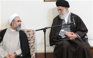 رهبر انقلاب درگذشت حجتالاسلام حسینیان را تسلیت گفتند