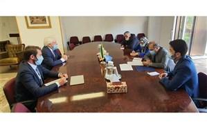 رایزنی دستیار ارشد ظریف با نماینده ویژه دبیرکل سازمان ملل درباره یمن