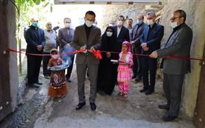افتتاح یک واحد بومگردی در روستای آقبلاغ شهرستان زنجان