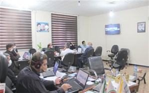 و یدئو کنفرانس معاونت تربیت بدنی و سلامت اداره کل آموزش و پرورش استان بوشهر با ادارات شهرستان و مناطق استان برگزار شد
