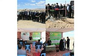 آغاز اجرای طرح های اقتصاد مقاومتی در روستای رشید آباد فیروزه