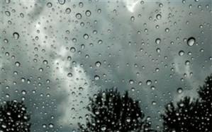 بارش پراکنده باران در برخی مناطق کشور از فردا
