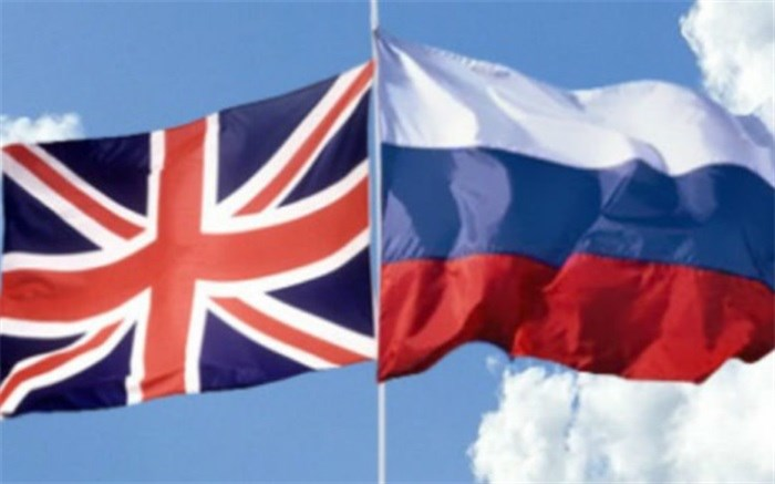روسیه انگلیس