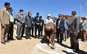 افتتاح و کلنگ زنی پروژه های آموزشی در استان کردستان همزمان با هفته دولت