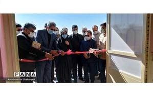 افتتاح و کلنگ زنی 3 پروژه آموزشی در شهرستان تایباد