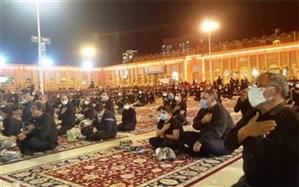 همنشینی محرم و کرونا در کربلای ایران