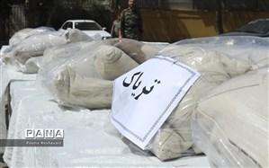 کشف بیش از یک تن و ۶۰۰ کیلوگرم مواد مخدر در مرزهای سیستان و بلوچستان
