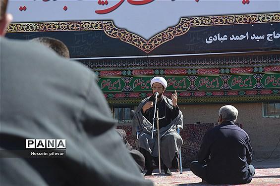 صبح تاسوعا در شهرستان خوسف