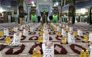 اجرای رزمایش نذر حسینی در خاورشهر