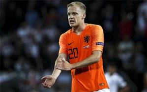 منچستر یونایتد مشتری ستاره هلندی شد