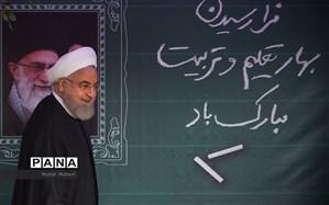 روحانی به پویش ایران همدل پیوست
