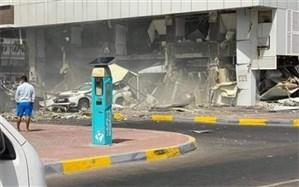 انفجارهای همزمان در ابوظبی و دبی همزمان با اولین پرواز تلآویو به امارات