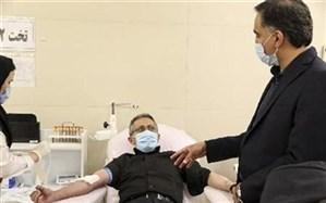 معاون درمان وزارت بهداشت به پویش نذر خون از تاسوعا تا اربعین حسینی پیوست