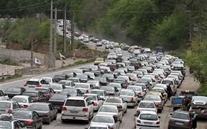 تردد روزانه در جادههای مازندران 12 درصد بیشتر از ماه قبل ثبت شد
