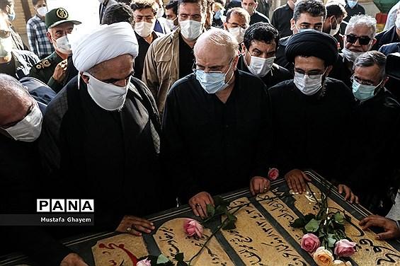 بازدید رئیس مجلس شورای اسلامی از آبادان و خرمشهر