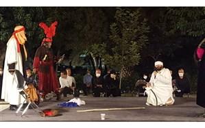 اجرای پنج مجلس تعزیه در فضای باز فرهنگسرای نیاوران