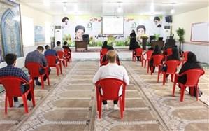 کارگاه آموزشی ویژه همکاران دوره ابتدایی برگزار شد