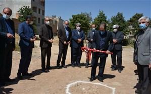 آغاز ساخت دو پروژه آموزشی و ورزشی خیرساز در آموزش و پرورش ناحیه یک شیراز