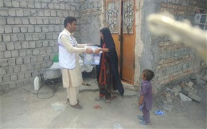 توزیع رایگان اقلام بهداشتی در کشور به همت سازمان های مردم نهاد