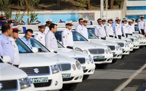 آغاز به کار رسمی واحد پلیس راهنمایی و رانندگی در گوگان