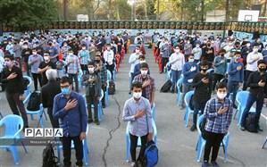 زنگ آغاز سال تحصیلی ۹۹- ۱۴۰۰ در منطقه ۶ تهران نواخته شد