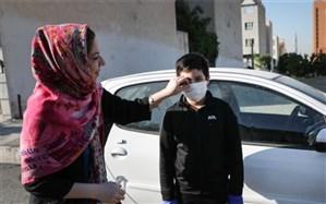 زنگ سال تحصیلی جدید در مدارس  البرز نواخته شد
