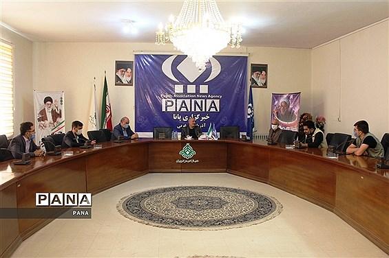 بازدید مدیرکل فرهنگی و هنری وزارت آموزش و پرورش از سازمان دانشآموزی آذربایجان غربی