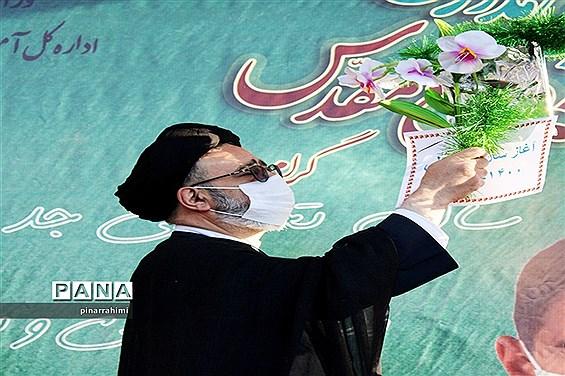 آیین بازگشایی مدارس  در تبریز-۲