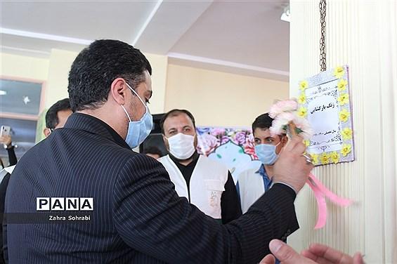 مراسم  آغاز سال تحصیلی  جدید آموزشگاه استثنایی دختران باغچه بان شهرستان اسلامشهر