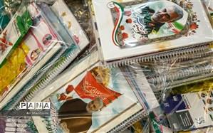 تهیه و توزیع بیش از هفت هزار کتاب و لوح فشرده کمک آموزشی  در مسجدسلیمان