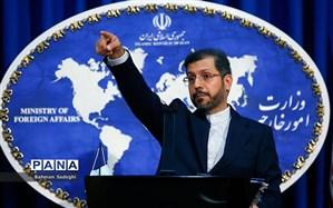 خطیبزاده: فعالیتهای صلحآمیز هستهای ایران کاملا قانونی و مشروع دنبال میشود