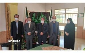 احمدی لاشکی: زدن ماسک، حفظ فاصله اجتماعی، گردش مناسب هوا سه اصل مهم در فضای مدارس است