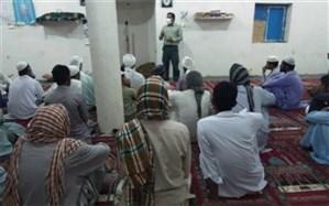 تعامل با «گاندو» به مردم سیستان و بلوچستان آموزش داده می شود