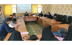 جلسه هماهنگی نحوه بازگشایی هنرستان های فنی و حرفه ای و کار دانش مناطق ابهر، خرمدره و خدابنده برگزار شد