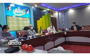 چهاردهمین جلسه شورای ساماندهی منطقه چهار