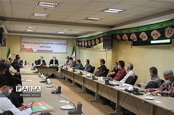 جلسه ستاد فرماندهی اقتصاد مقاومتی شهرستان اسلامشهر
