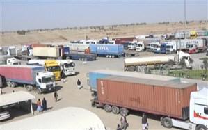 ۹ درصد صادرات کشور  از مرزهای سیستان و بلوچستان انجام شد