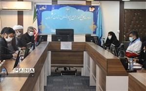 سومین جلسه شورای برنامه ریزی سازمان دانش آموزی  استان کرمان برگزار شد