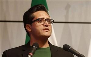 ابراهیم حصاری دبیر چهارمین جشنواره فیلم کوتاه «موج» کیش شد