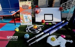 اعتبار تامین تجهیزات ورزشی امسال، تحت عنوان «کاروان مهر بانشاط» چقدر است؟