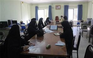 جلسه توجیهی مشاوران فعال در انتخاب رشته کنکور 99 آموزش و پرورش ناحیه یک همدان برگزار شد