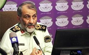 تامین امنیت ۳۵۰۰ شعبه صندوق اخذ رأی با حضور بیش از ۳۰ هزار نیروی پلیس