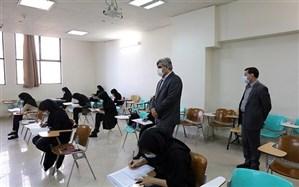 آزمون استخدامی سازمان تامین اجتماعی برگزار شد