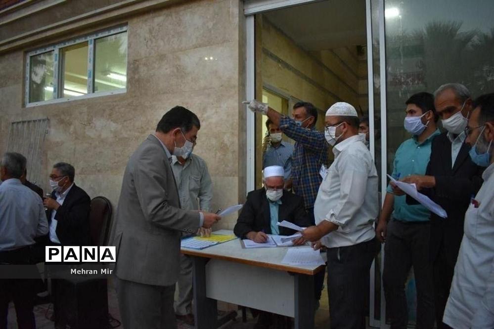 دور دوم انتخابات مجلس یازدهم در حوزه انتخابیه غرب گلستان