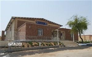 افتتاح سالن ورزشی شهید حاج قاسم سلیمانی در اندیمشک