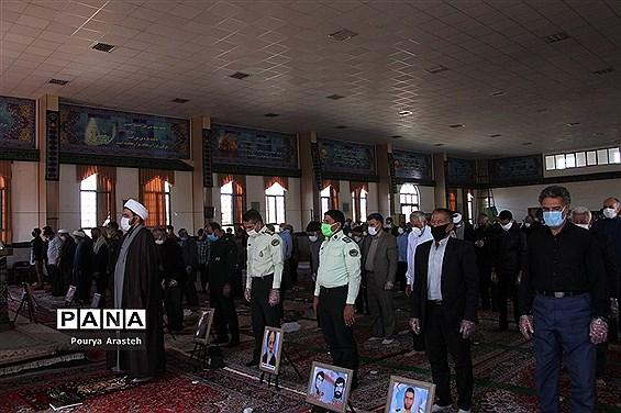 یازدهمین نمازجمعه سال 1399 هیات حسینی شهرستان خوسف