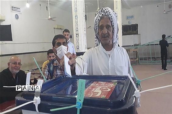 دور دوم انتخابات مجلس شورای اسلامی در اهواز