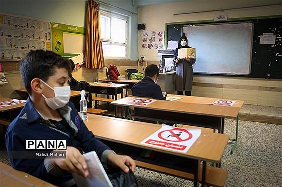 مدارس زیر سایه کرونا - 3