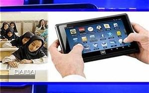 اهدا 50 دستگاه تبلت به فرزندان ایتام تحت حمایت کمیته امداد در شیراز