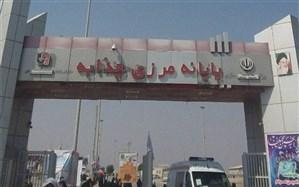 مرز چذابه از امروز برای کالاهای صادراتی فعال میشود